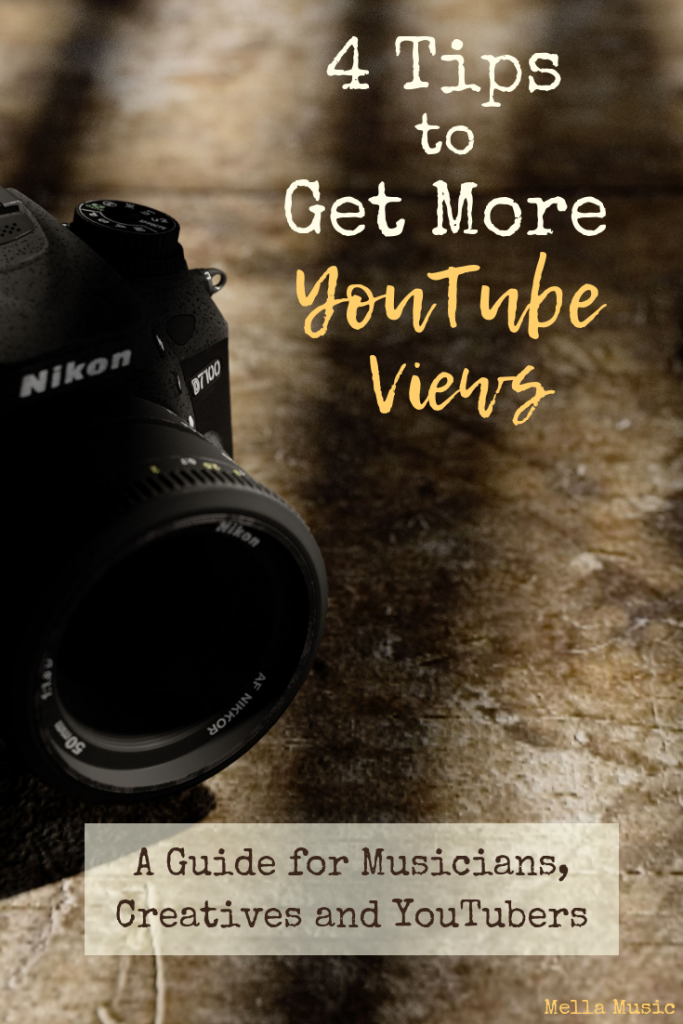 Need More Eyes on Your Videos? Here Are 4 Tips for Your YouTube Channel!