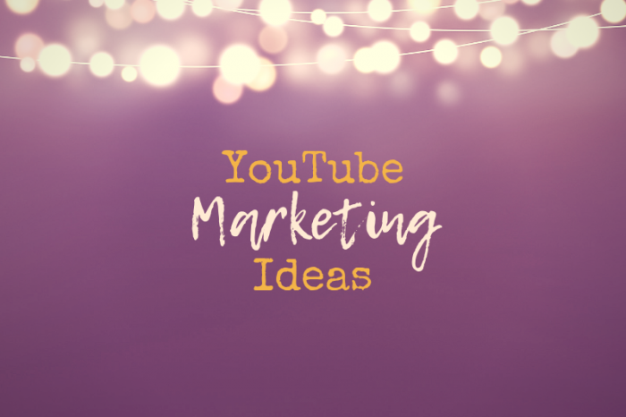 Free and Paid Marketing Ideas for Your YouTube Videos