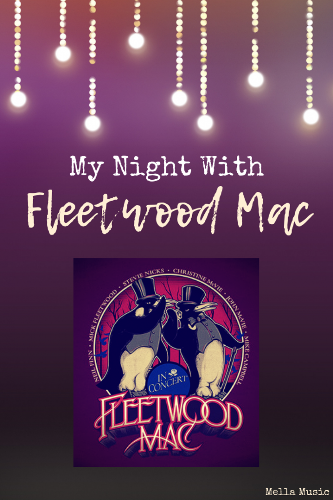 A Review of Fleetwood Mac in Detroit, October 2018