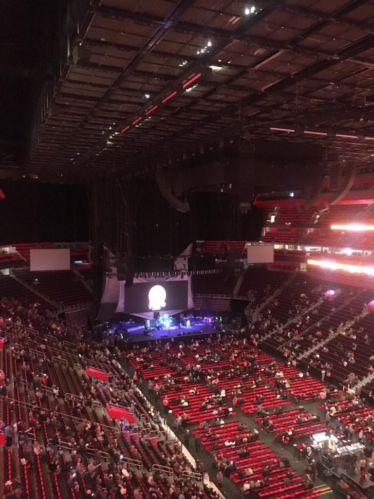 Fleetwood Mac at Little Caesars Arena in Detroit 2018