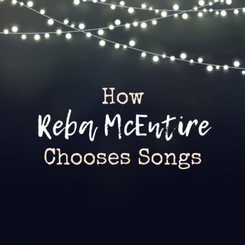 Songwriting with Reba McEntire's MasterClass