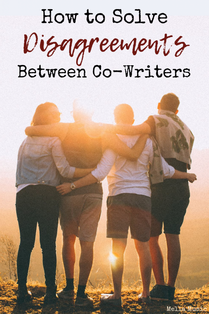 Do You Have a Difficult Co-Writer? Here's how to fix those issues and write a great song!