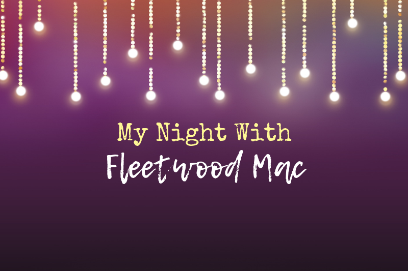 A Review of Fleetwood Mac's Show in Detroit 2018