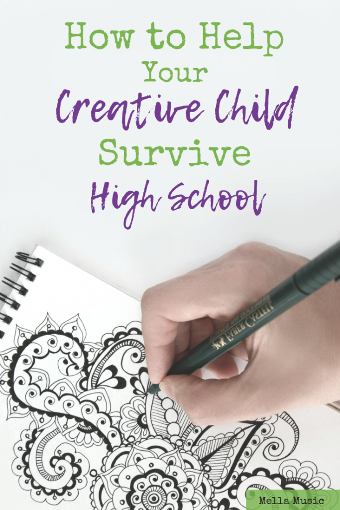 Tips to Help Creative Children Navigate School Successfully!