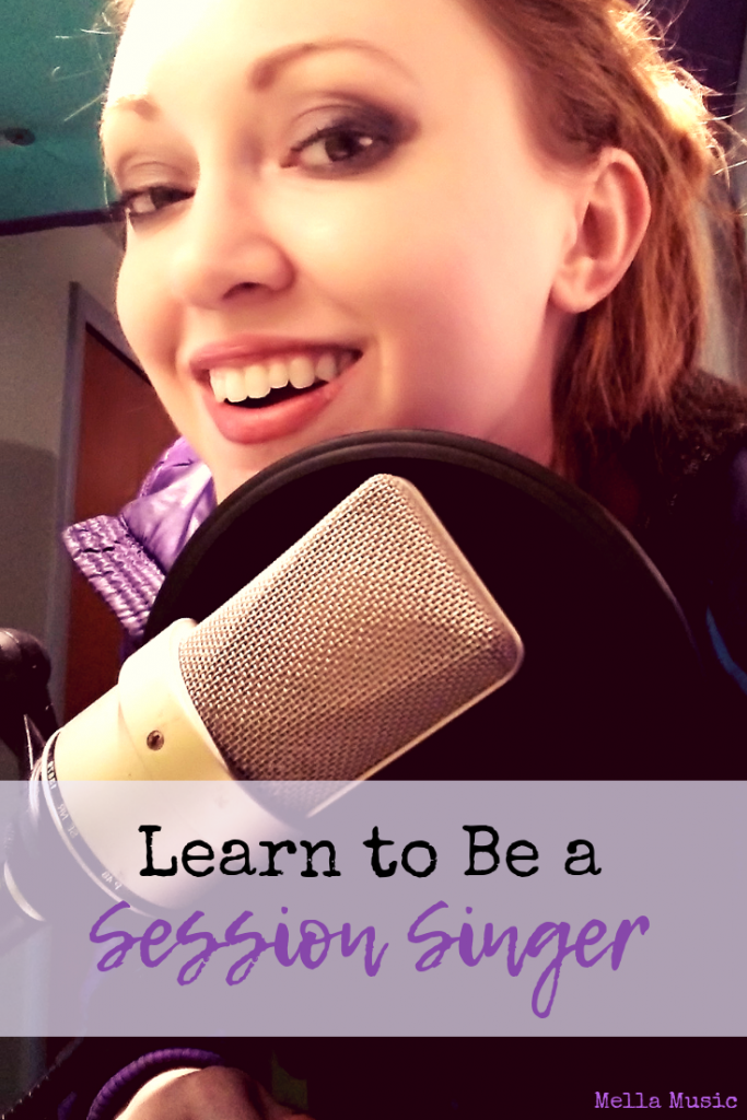 Want to Be a Pro Session Singer? Find Out How Here!