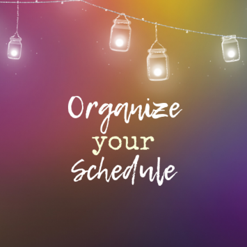 How I Keep My Gigs Organized: Free Schedule for Freelancers