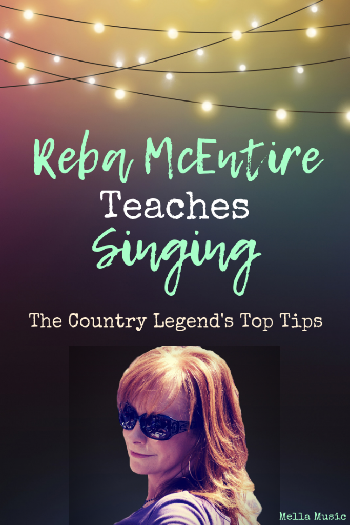 Reba McEntire's Country MasterClass Review - The Singing Lessons