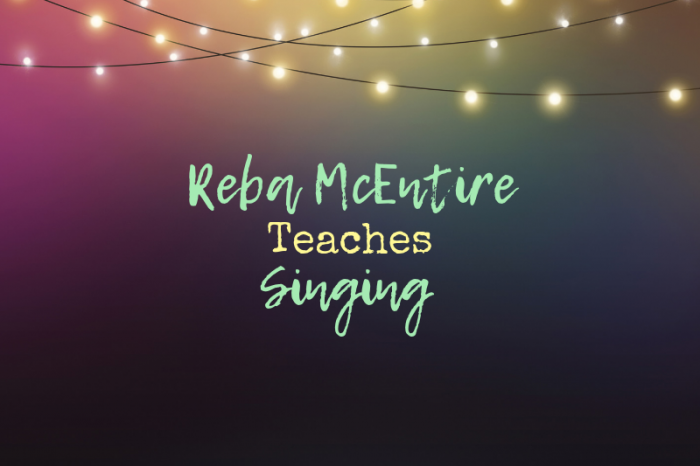 A Review of Reba McEntire's Singing MasterClass