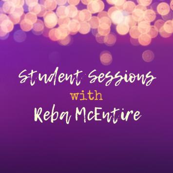Reba McEntire Teaches Students – MasterClass Live Workshops