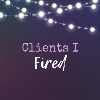 Music Clients I've Fired (and Why I Fired Them)