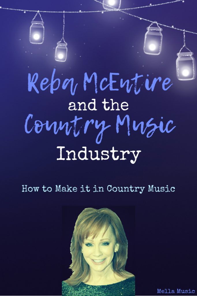 Learn all about the Country Music Industry through Reba McEntire!
