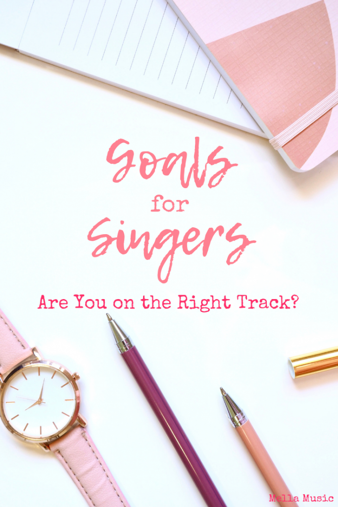 Goal setting is important for any career, but for #singers and #songwriters it can be especially tricky. Follow these steps to achieve all of your goals this year!