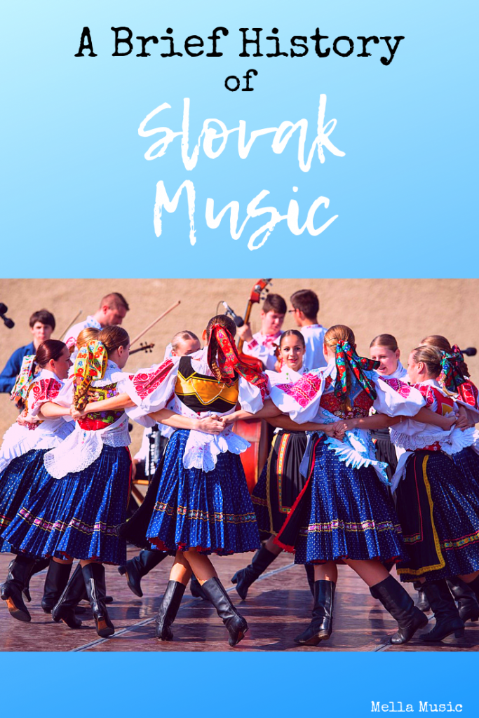 Learn about the beautiful country of Slovakia and its music!