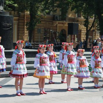 A Brief History of Ukrainian Music