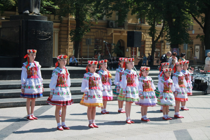 A Brief History of Ukrainian Music