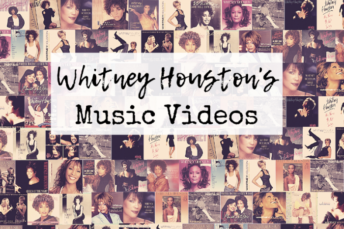 All of Whitney Houston's Music Videos Ranked from Worst to Best