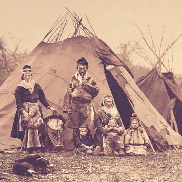 Norwegian Sami Tribe