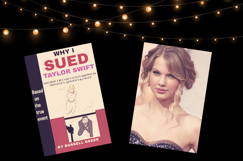 Why I Sued Taylor Swift book review