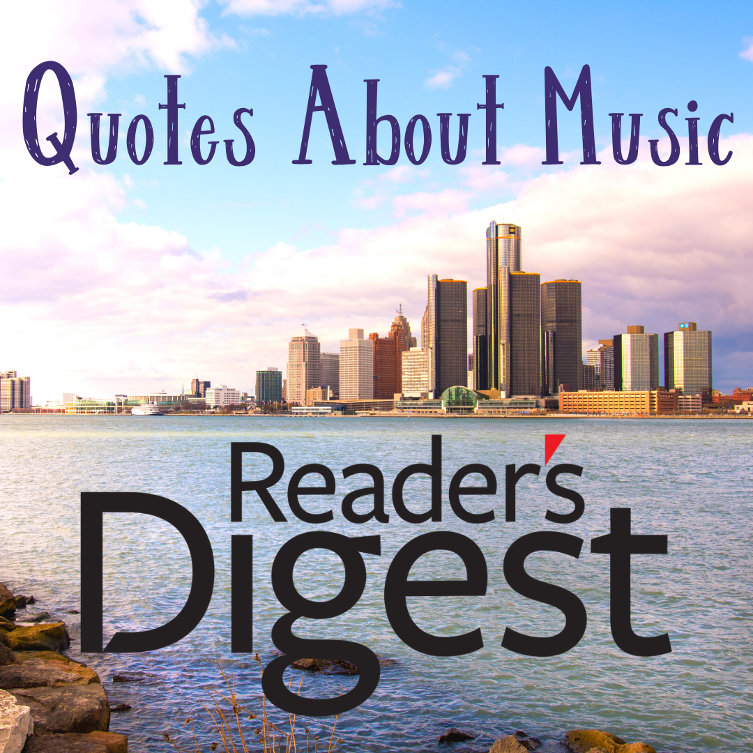 Reader's Digest Music Article