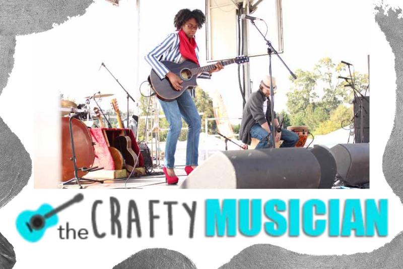 Anitra Jay The Crafty Musician