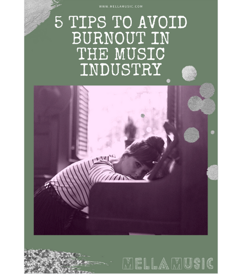 5 Tips to Avoid Burnout